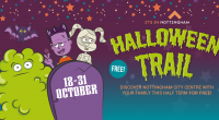 Following the success of the last It's in Nottingham's Halloween event in 2019, which saw over 1,000 families travel into the city centre to take part in the […]